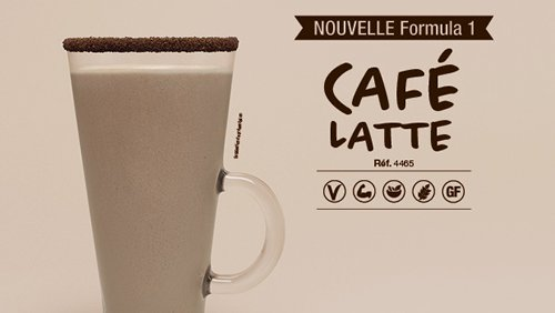 Nouvelle Formula 1 Café Latte