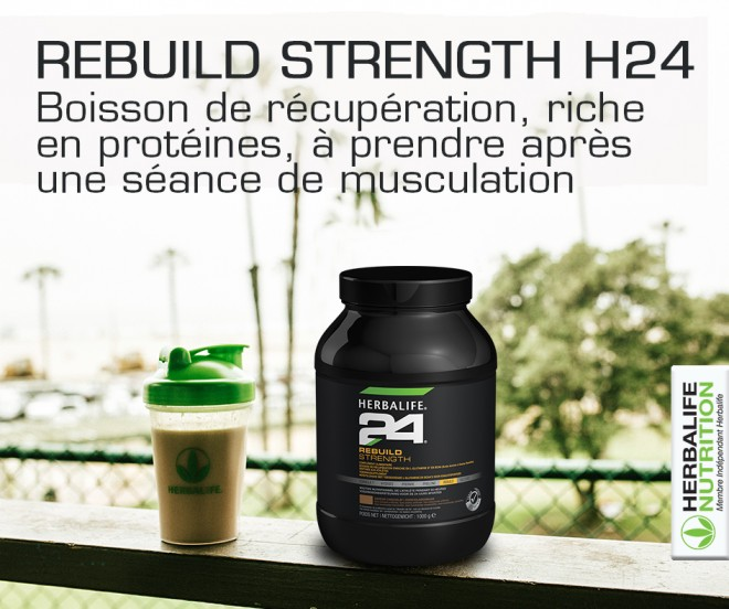 REBUILD STRENGTH H24