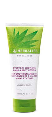 Lait-quotidien-Apaisant-Mains-Corps-Herbal-Aloe-Herbalife