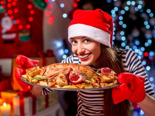 Comment gérer les repas de fêtes quand on veut perdre du poids