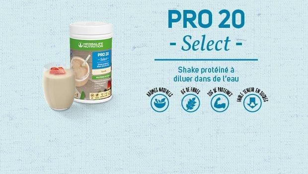PRO 20 Select