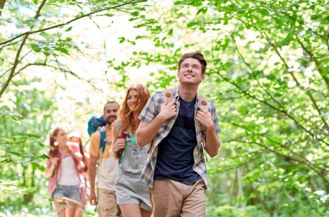 La randonnée, pour faire du fitness tout en s'amusant