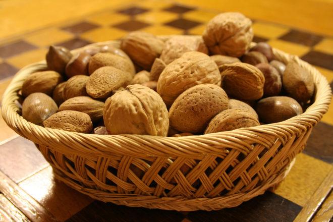 C'est l'automne : redécouvrez les fruits à coque