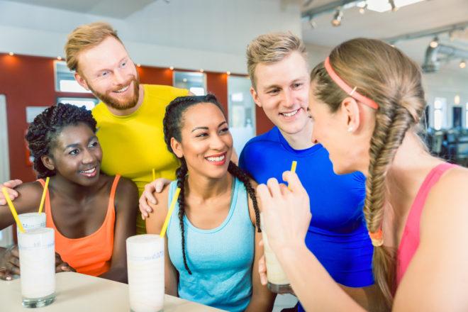 6 raisons de consommer des shakes protéinés
