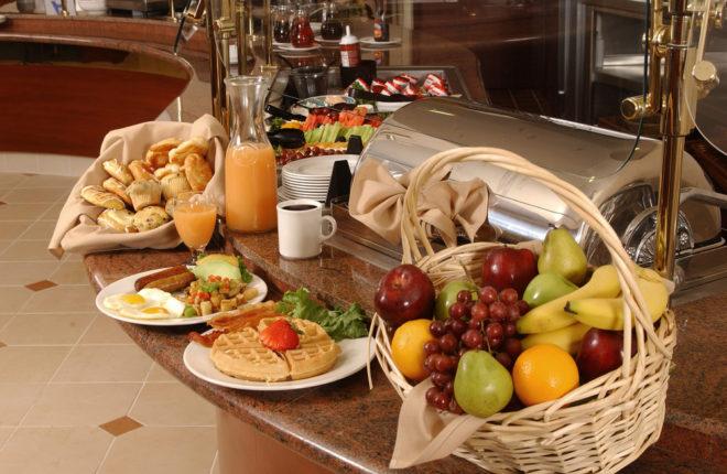 Quiz restaurant : petit-déjeuner -buffet